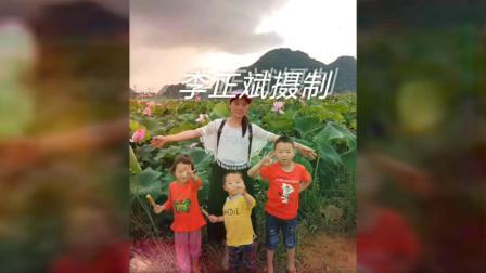 2018年12月9日浙江盐仓下雪李正斌摄制。