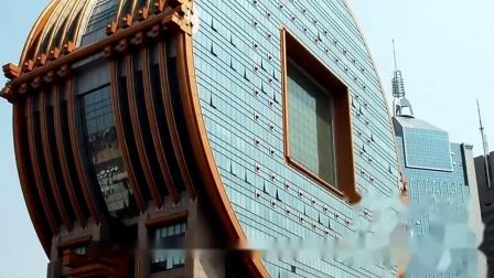 外媒评全球最丑大楼:东方明珠还排进了前三,上海人表示不服!
