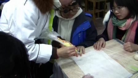 湖南师大思沁新化实验学校劳技课之四:美味烘焙篇
