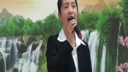 青海湟源曲艺 青藏高原 铁玉珠演唱