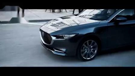全新的马自达3昂克赛拉居然和概念车一模一样