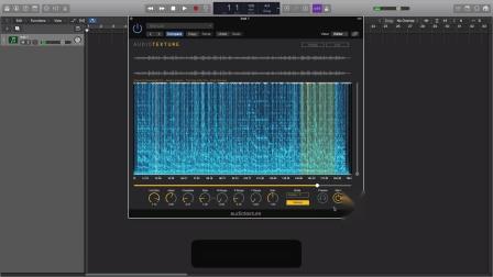 AudioTexture - Jazz音效演示