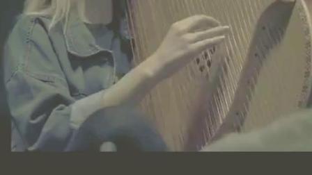 班杜拉琴和钢舌鼓演奏电影《梦之安魂曲》插曲,感觉好迷幻!