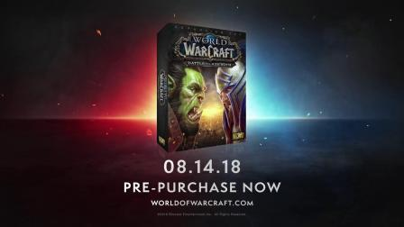 "World of Warcraft Battle for Azeroth – ""Rainy Day"""