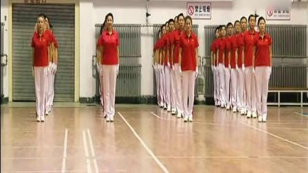 佳木斯快乐舞步完整版 第五套广场舞