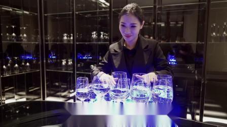 红酒杯演奏上海和平饭店王俊凯见面会