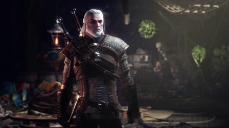 Monster Hunter x The Witcher 3