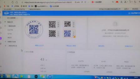 中国二维码注册认证中心