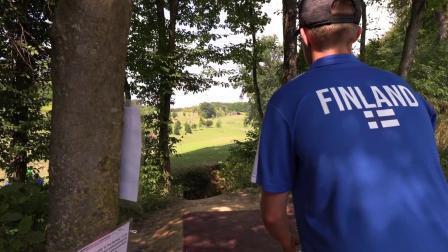 【CFDC】2018欧洲飞盘高尔夫锦标赛10-18洞男子