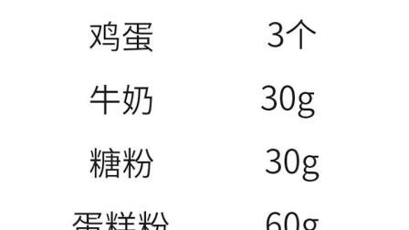 法式舒芙蕾经典下午茶,入口即化【日本SURE百变菜单】