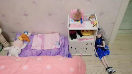 叶罗丽娃娃的家。