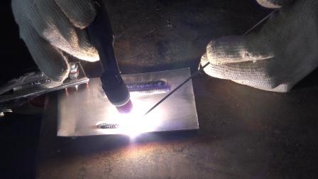 如果你业余做铝制品,可以看看这个铝焊视频