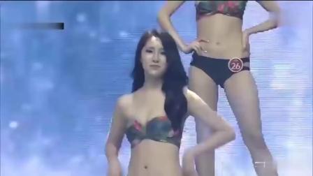 韩国模特大赛:来领略一下韩国的时尚因素,你为几号投票?