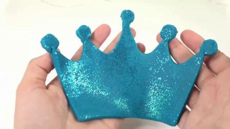 亲子早教益智,简单的制作一个皇冠,五彩缤纷超漂亮