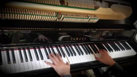【爵士钢琴】即兴编曲-月光鸡尾酒 (Moonlight Cocktail)-Glenn Miller