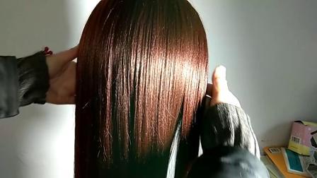一款适合中年女人的发型,显的高贵有气质,时尚还减龄