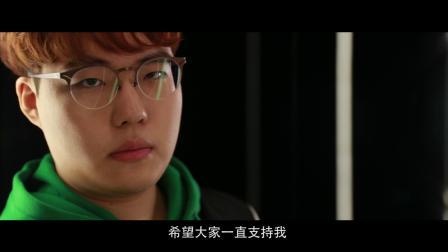 2018魔兽争霸黄金联赛冬季赛分组采访 D组