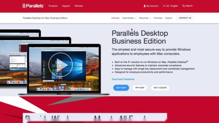 Parallels Desktop Business Edition管理员功能概览