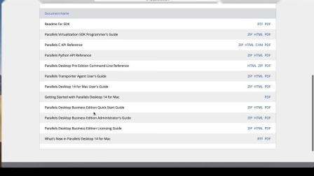 了解更多有关Parallels Desktop Business Edition下载 文档和支持的信息