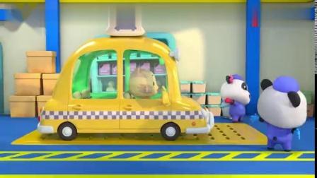 宝宝巴士汽车家族—奇奇妙妙变身汽修师,都能解决什么样的问题呢