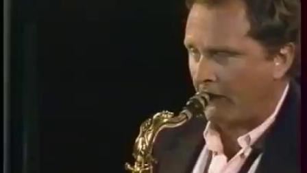 JazzLounge - Stan Getz - Bossa Nova Medley 1983