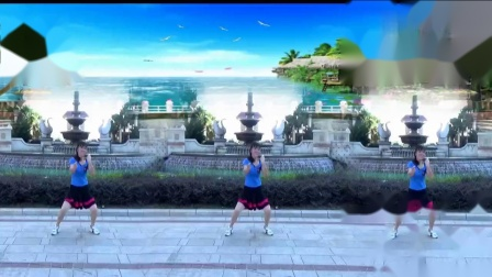 湖北荆州楚悦广场舞《不变的音乐》