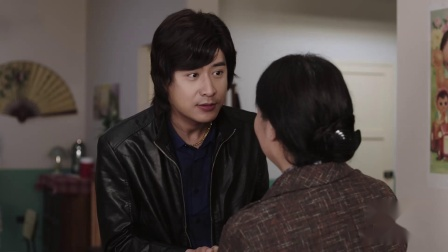 林智诚安了假腿 回家和冯兰芝分享好消息