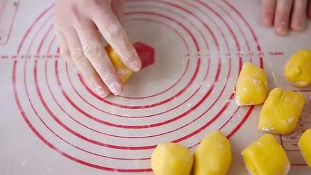南瓜糕——巴科隆蒸烤箱食谱