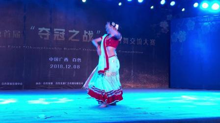 印度舞,南宁印度舞培训,燕语舞蹈罗燕阳