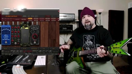 Wes Hauch演示Dimebag Darrell CFH Collection for AmpliTube