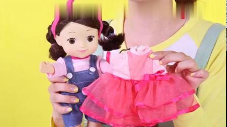 爱丽和小凯利的音乐剧连衣裙|爱丽和故事