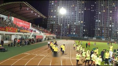 燕山大学47届运动会男子5000米决赛航拍花絮