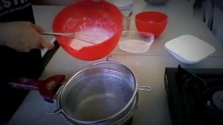 椰汁九層糕的制作全过程