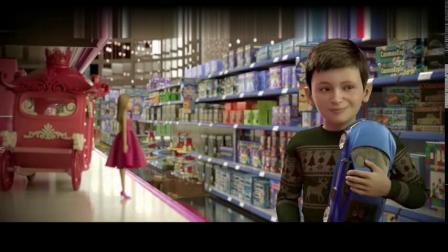 芭比反歧视动画《商城奇妙夜》做你想成为的自己-享受你的梦想!