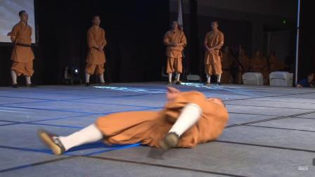 正宗少林象形拳合集 洛杉矶会议中心演出 猴拳虎拳螳螂拳蛇拳蛤蟆功蝎子拳