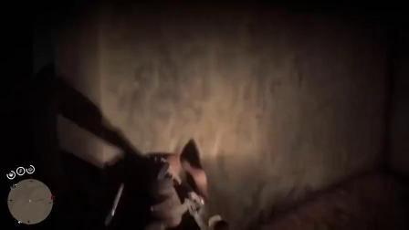 荒野大镖客2,原来是这样进入隐藏墨西哥地图