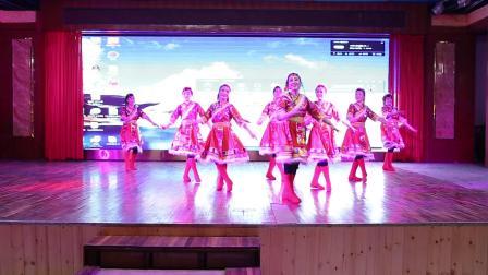 1.藏族舞蹈《吉祥谣》