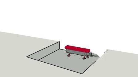 德国TECE-举重淋浴排水动画