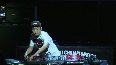 DJ RENA (Japan) - DMC World DJ Final 2017