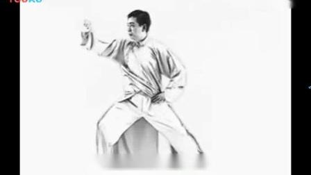 我在陈氏太极拳老架一路74式-背面王 二平截了一段小视频