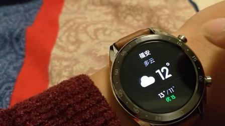华为watch gt 两周使用评测视频