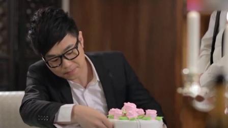 《屌丝男士》大鹏用蛋糕向林志玲示爱!结果服务员把他给坑惨!