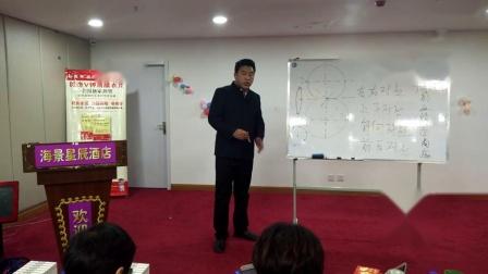 王俊宏老师讲8字疗法的应用(3)