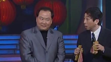 多年前冯巩与郭冬临搭档表演的这个相声,现在看
