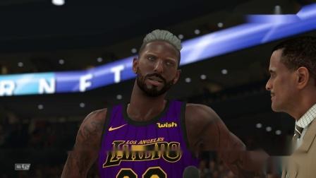 【羔羊解说】《NBA2K19》生涯第二十三期:犯规大赛???