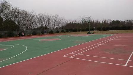 20181214_150114李雨晴夺得芜湖县花桥学校团结小学五年级女子组400米跑步积分赛冠军