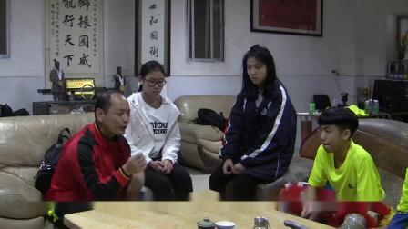 广东醒狮黄埔区市级代表性传承人申报片
