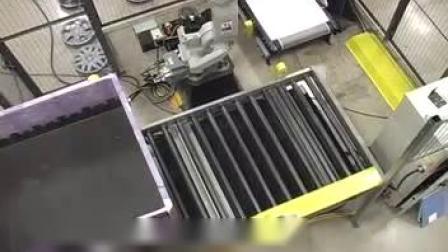 机器人搬运码垛零件
