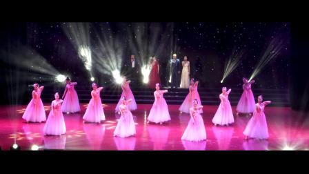 歌舞《共圆西电梦,共筑中国梦》