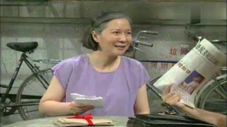 闲人马大姐:马大姐夸蒋雯丽像年轻时的自己我将来就长您这样?